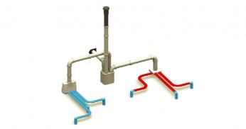 ventilazione meccanica controllata aria distribuzione